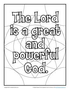 gods power coloring page just what i squeeze in god has not given us the spirit coloring power page gods