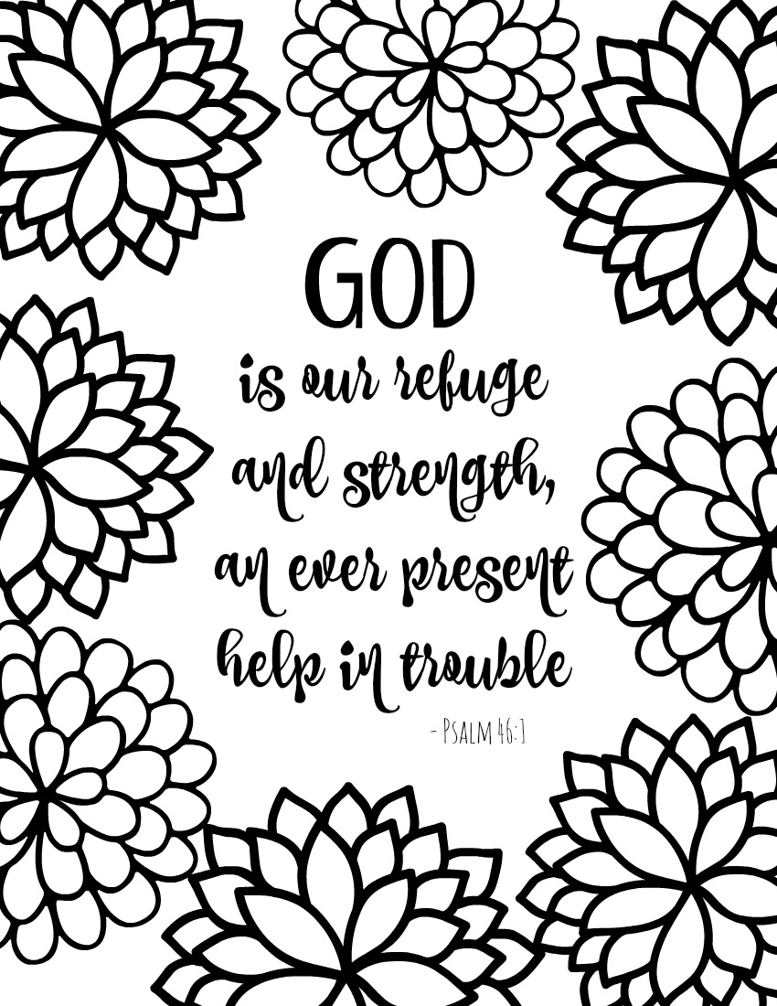 gods power coloring page not by might zechariah 46 bible verse coloring page gods power coloring page