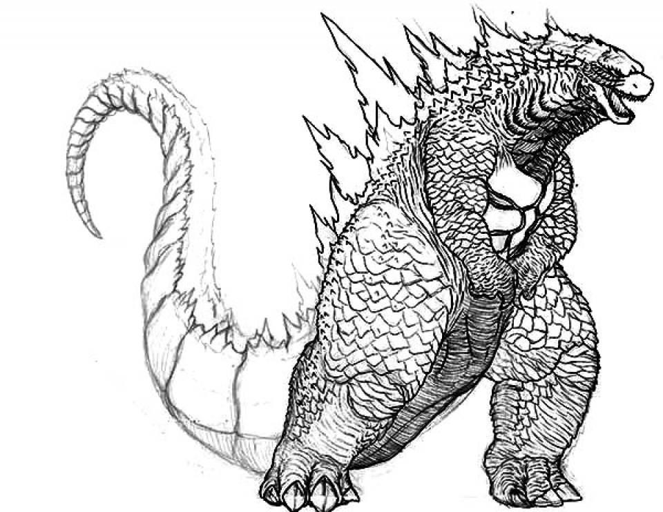godzilla coloring pages 59 best lineart godzilla images on pinterest monsters coloring godzilla pages