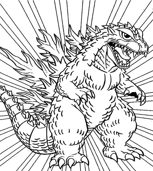 godzilla coloring pages godzilla coloring pages coloring pages to download and print godzilla coloring pages 1 1