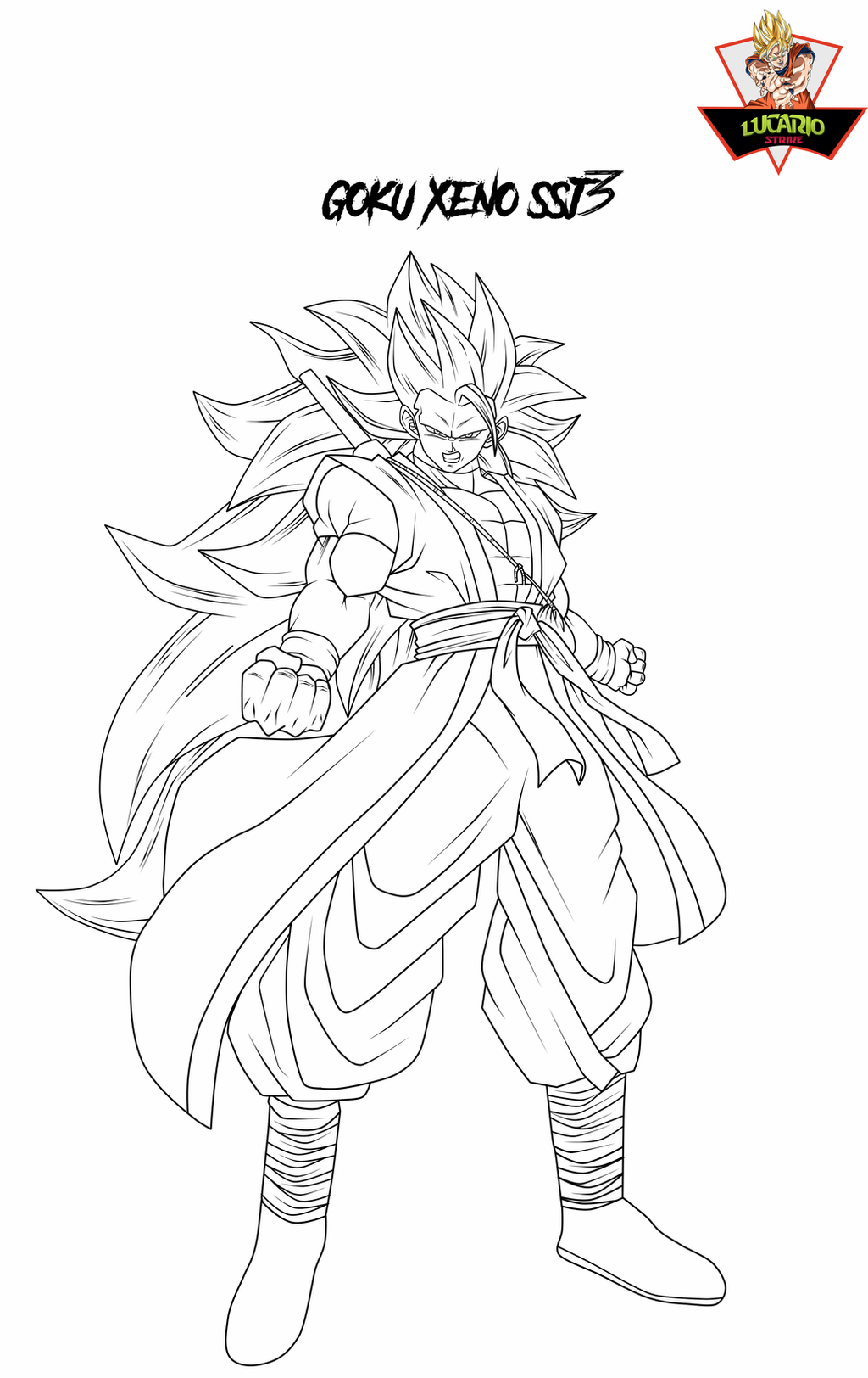 goku black coloring pages black ssj lineart by saodvd on deviantart goku pages coloring black