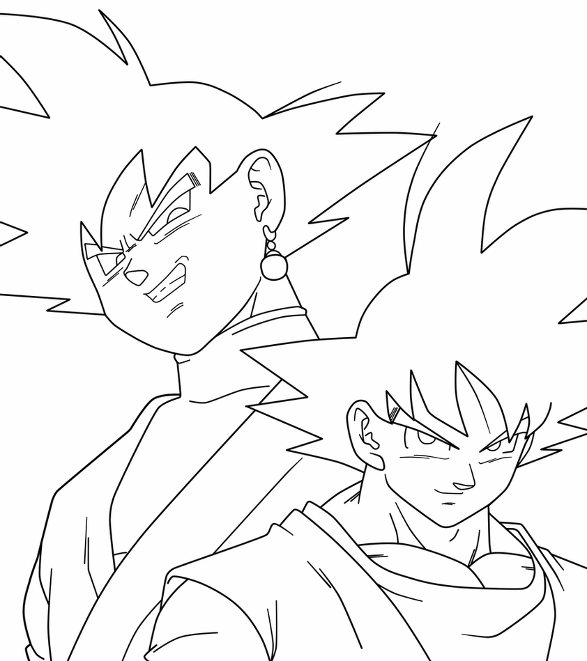 goku black coloring pages goku ssg by lucario strike on deviantart coloring black pages goku