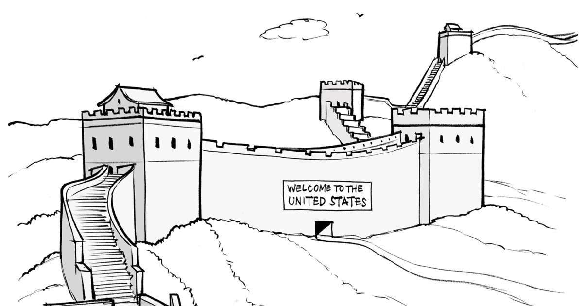 great wall of china coloring sheet clipart of a black and white sketch of the great wall of wall coloring of sheet china great
