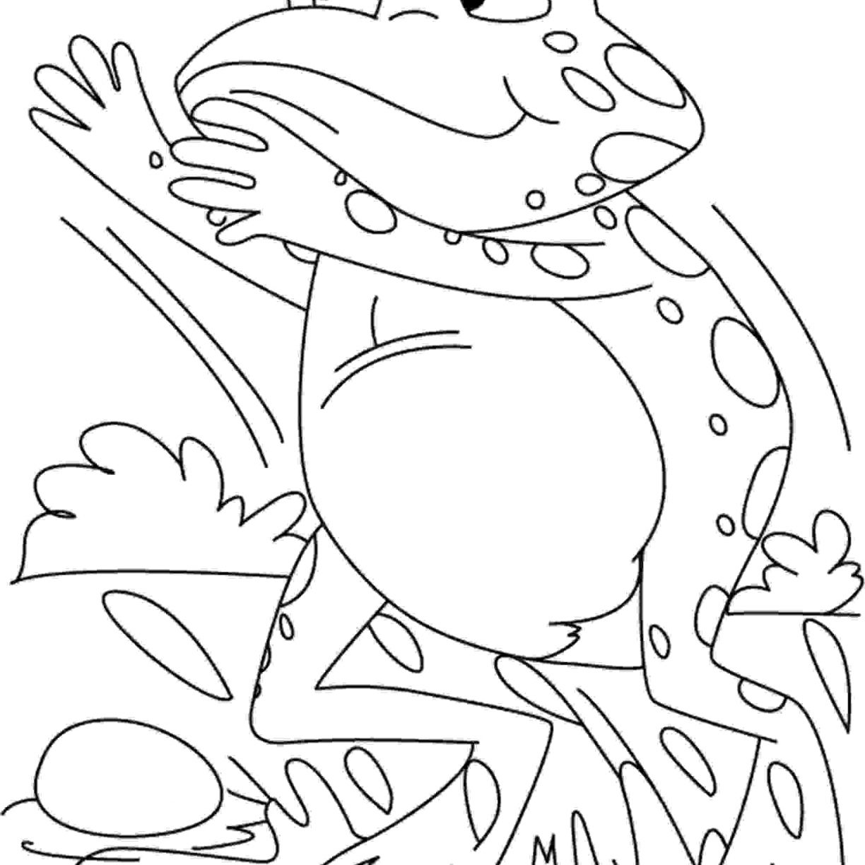 green tree frog coloring page tree frog png black and white transparent tree frog black coloring green tree frog page