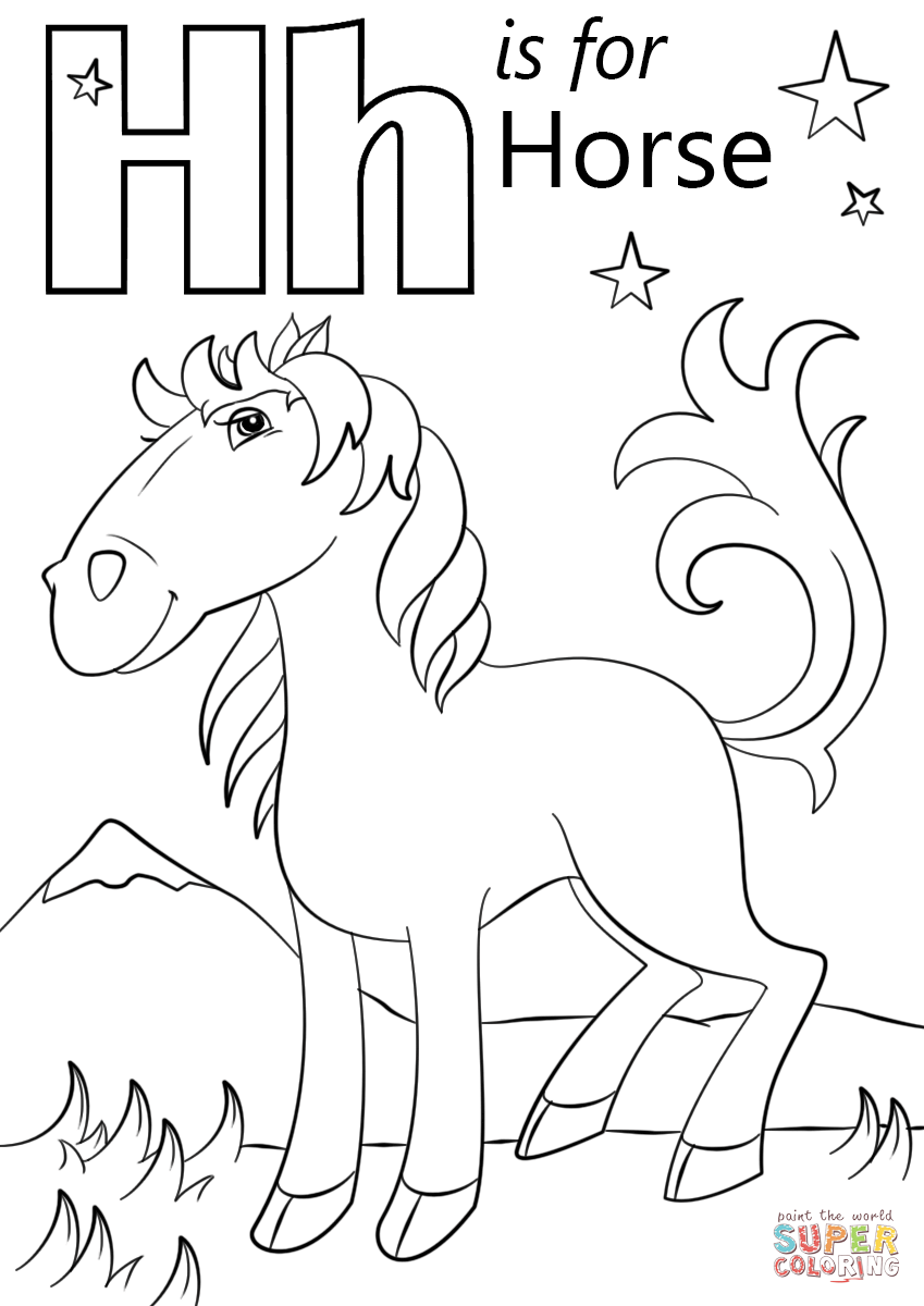 h coloring pages for kids my letter h coloring pages coloring pages for kids pages coloring h for kids