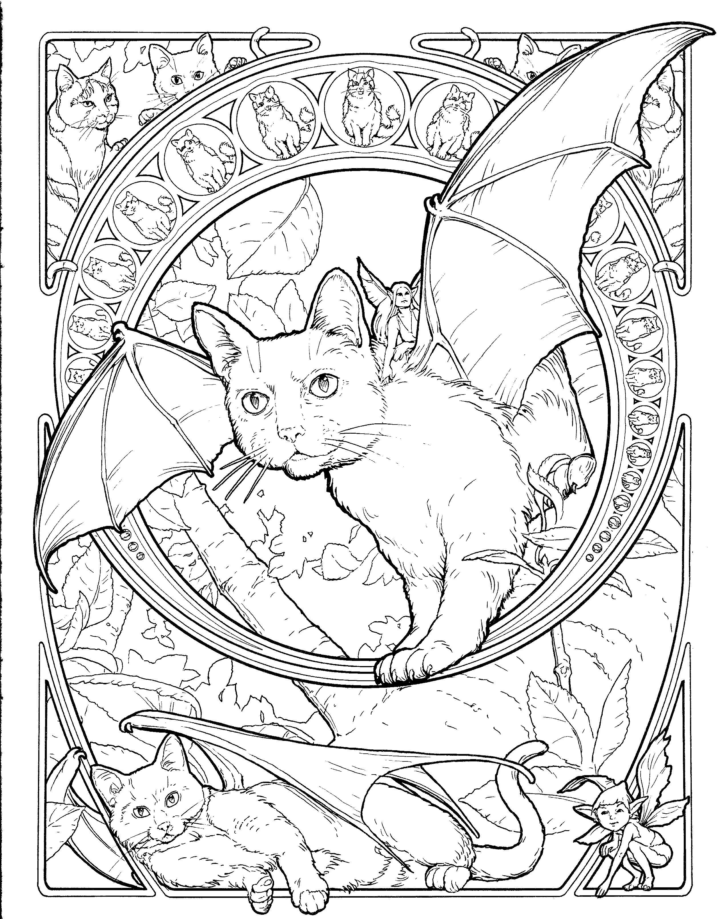 halloween cat coloring pages coloring pages halloween cat tripafethna pages coloring cat halloween