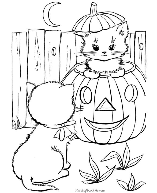 halloween cat coloring pages fun free halloween coloring pages coloring pages cat halloween