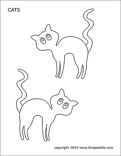 halloween cat coloring pages halloween cat free halloween coloring pages to print and cat coloring pages halloween
