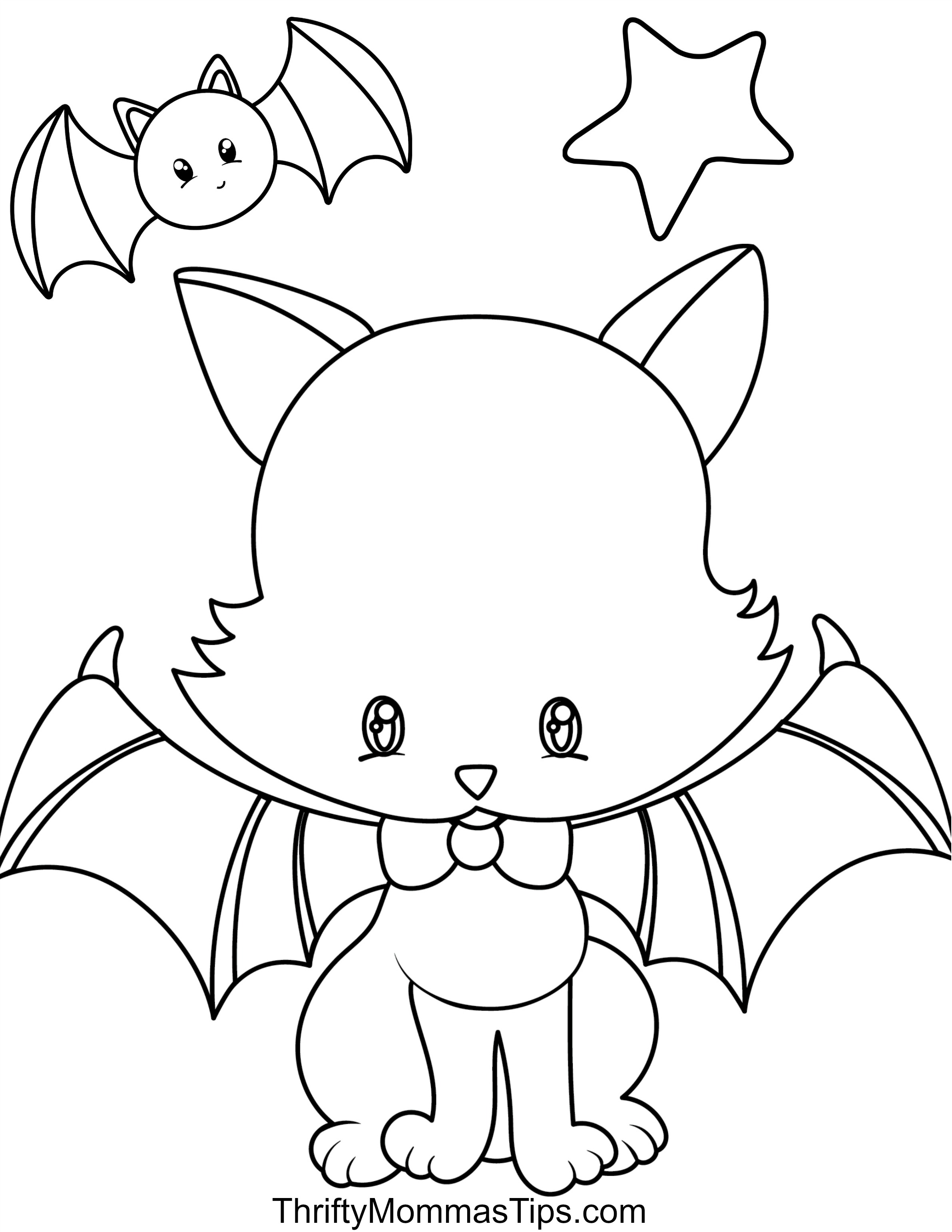 halloween cat coloring pages halloween cats colouring book 9 pages thrifty mommas tips coloring halloween cat pages