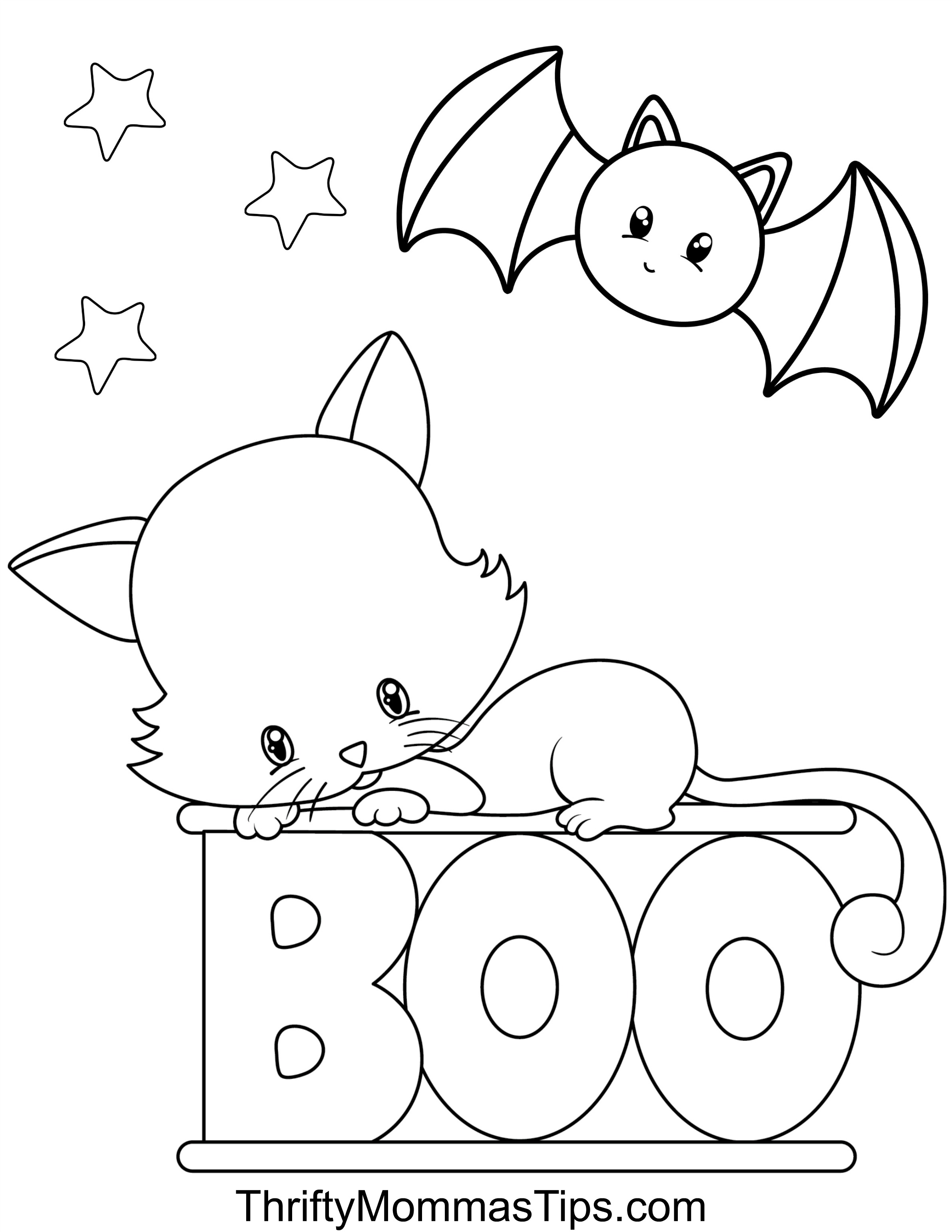 halloween cat coloring pages halloween cats colouring book 9 pages thrifty mommas tips halloween pages cat coloring