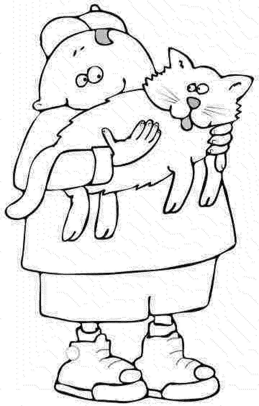 halloween cat coloring pages halloween cats free printable templates coloring pages cat halloween coloring pages