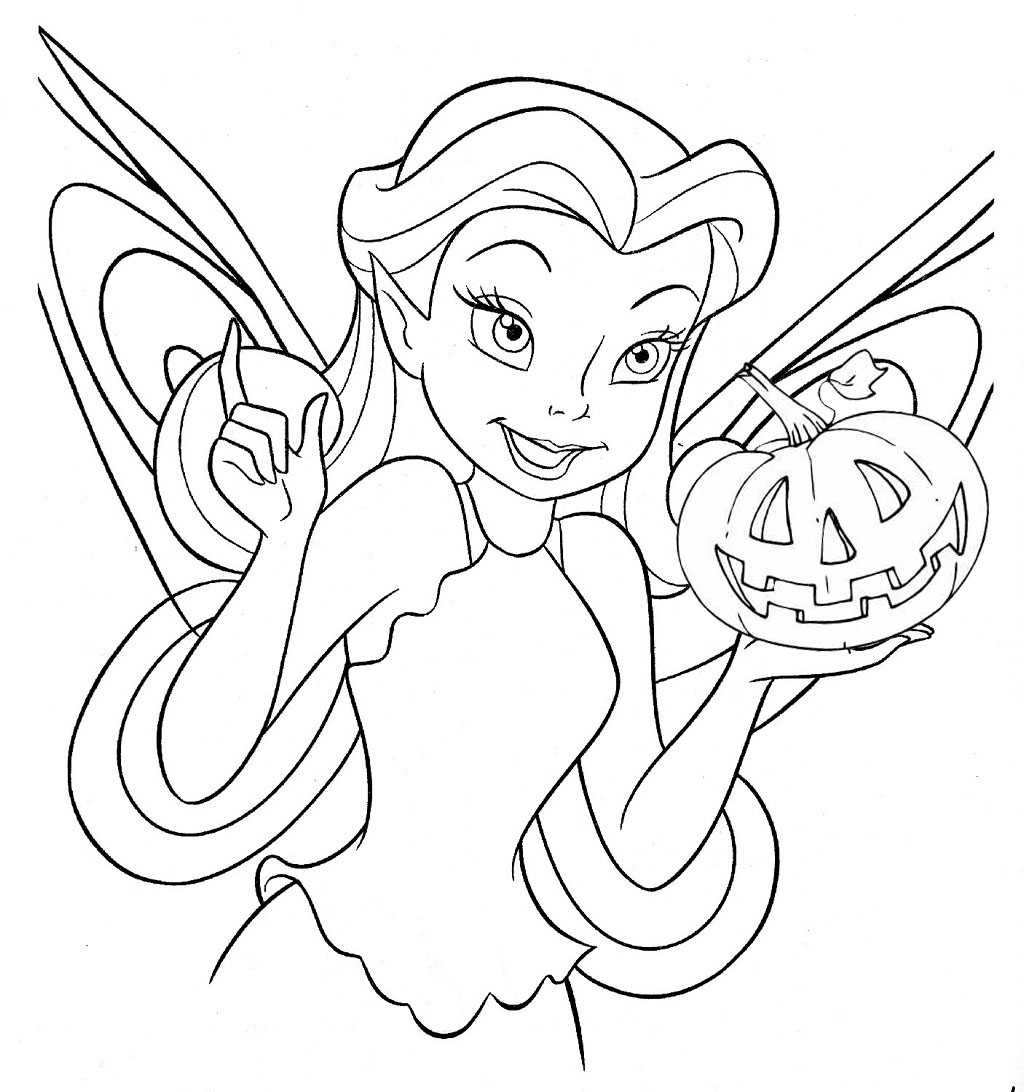 halloween fairy coloring pages 93 best 2 color disney halloween images on pinterest pages halloween coloring fairy