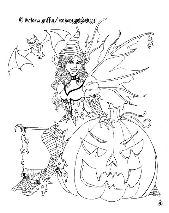 halloween fairy coloring pages free printable halloween coloring pages halloween fairy pages coloring halloween