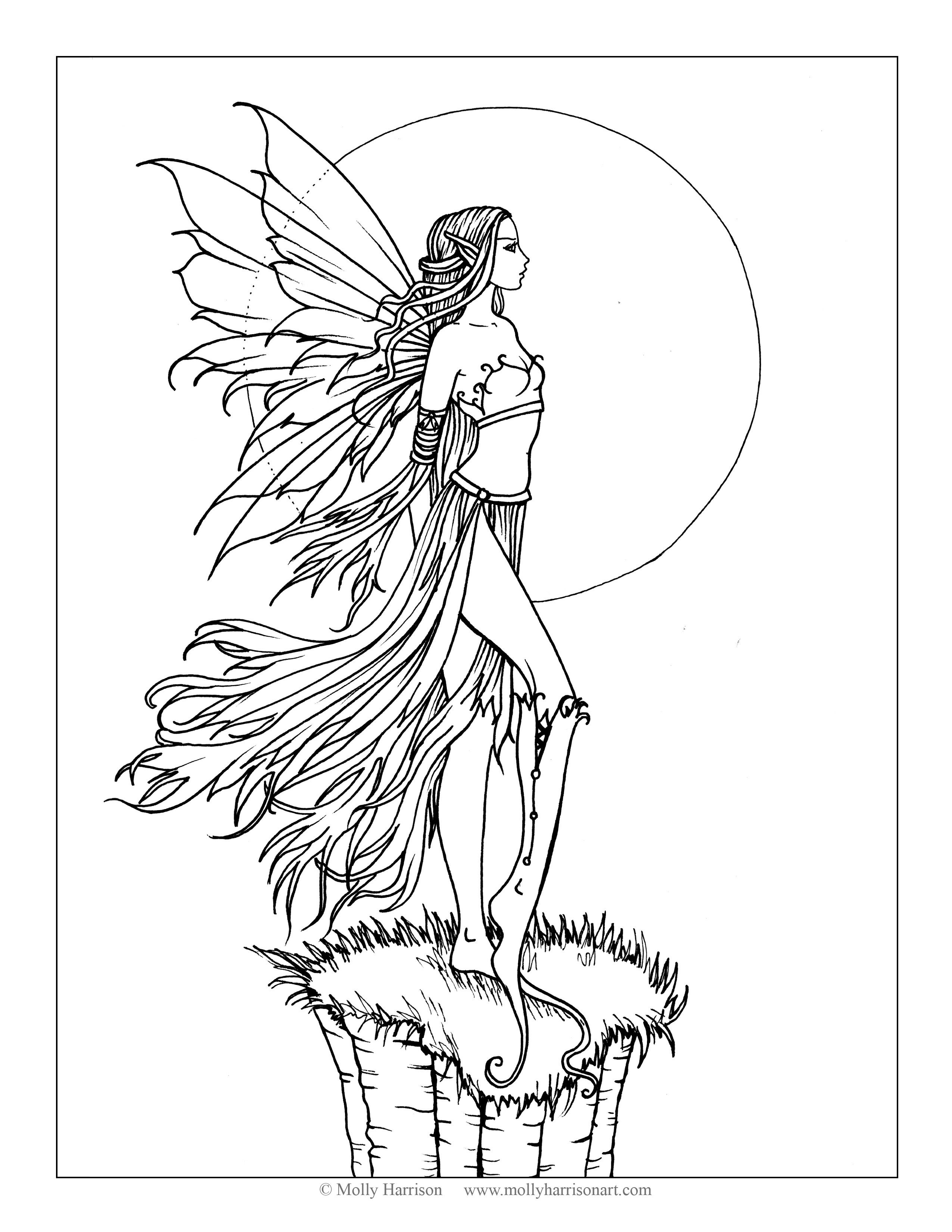 halloween fairy coloring pages wiitchy witc fairy coloring pages coloring pages fairy halloween pages coloring