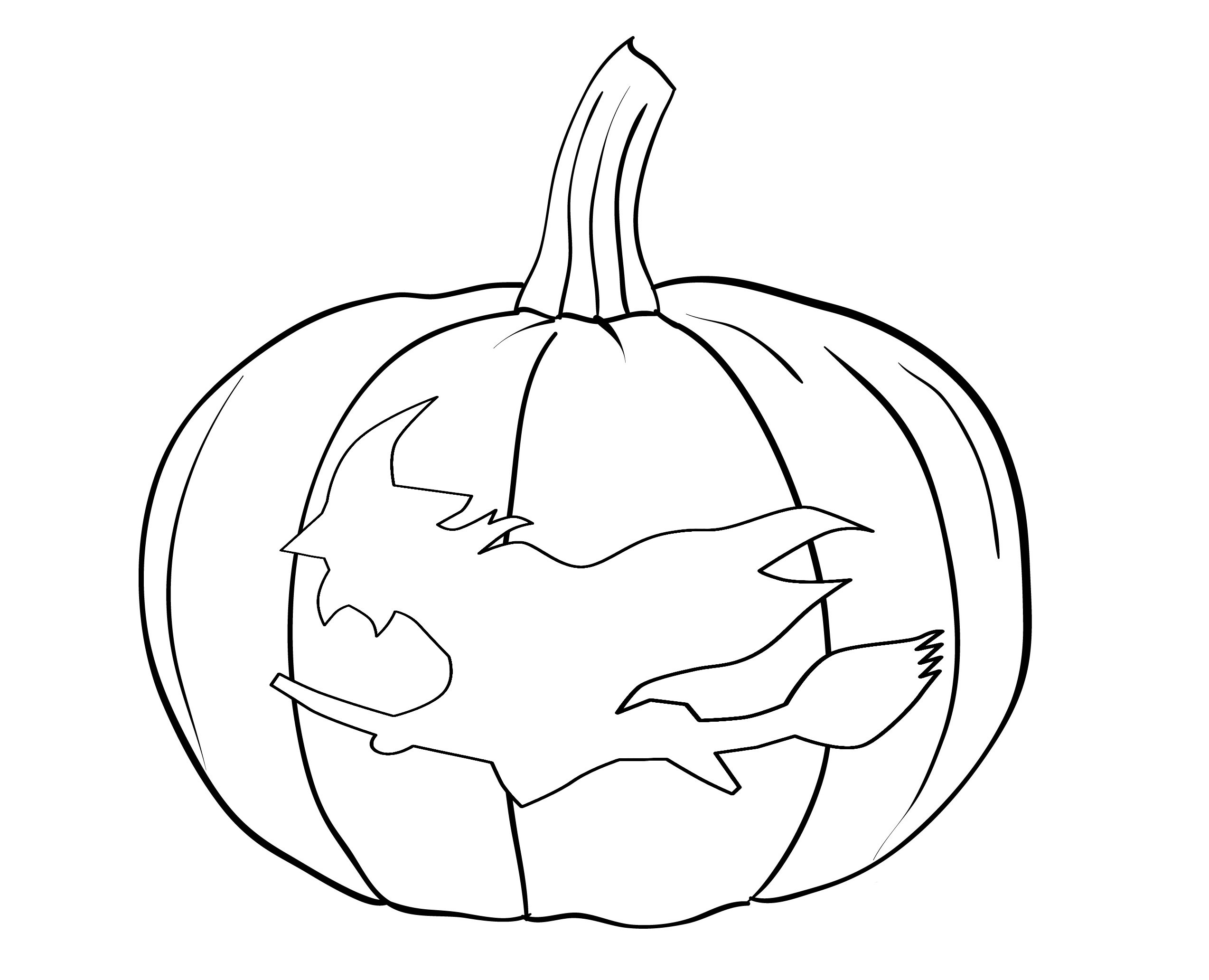 halloween pumpkin pictures to print and color pumpkin coloring pages getcoloringpagescom to pictures print halloween color and pumpkin