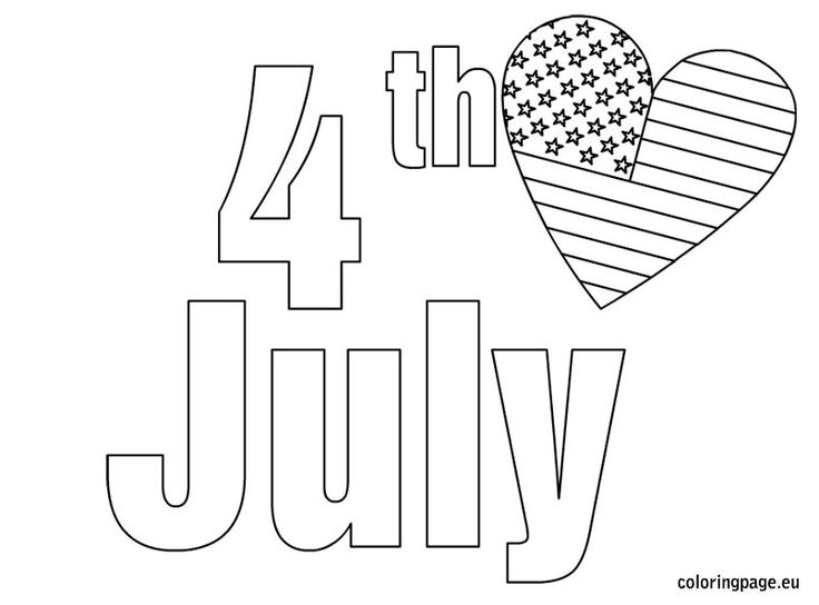 happy 4th birthday coloring pages 1000 images about 4th of july on pinterest coloring happy 4th pages birthday coloring