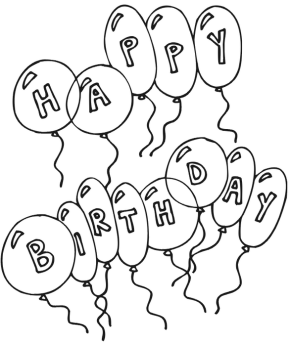 happy 4th birthday coloring pages birthdays happy birthday boy coloring page happy happy 4th pages birthday coloring