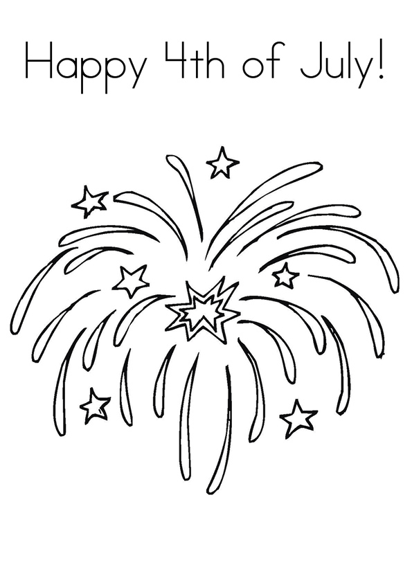 happy 4th birthday coloring pages happy 4th birthday coloring pages at getcoloringscom happy coloring 4th birthday pages
