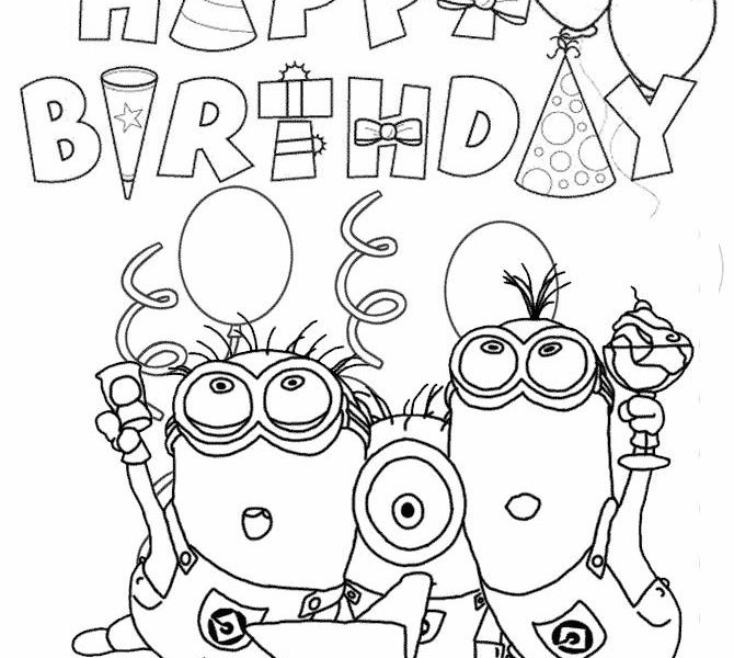 happy 4th birthday coloring pages star wars happy birthday coloring pages at getcolorings 4th coloring pages happy birthday
