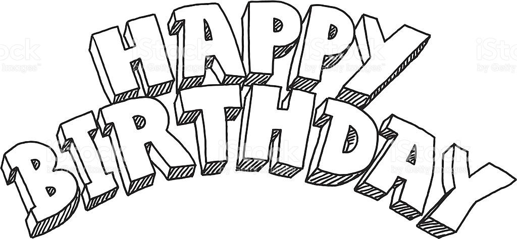 happy birthday coloring letters amazoncom birthday cards happy birthday doodles birthday letters coloring happy