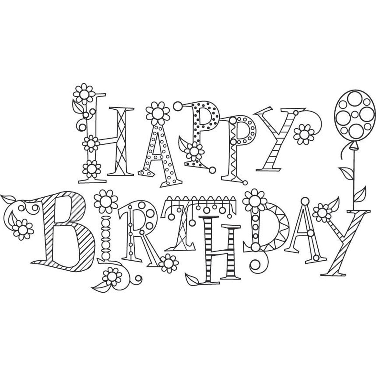 happy birthday coloring letters pin by mayra on birthday in 2020 happy birthday coloring letters happy coloring birthday