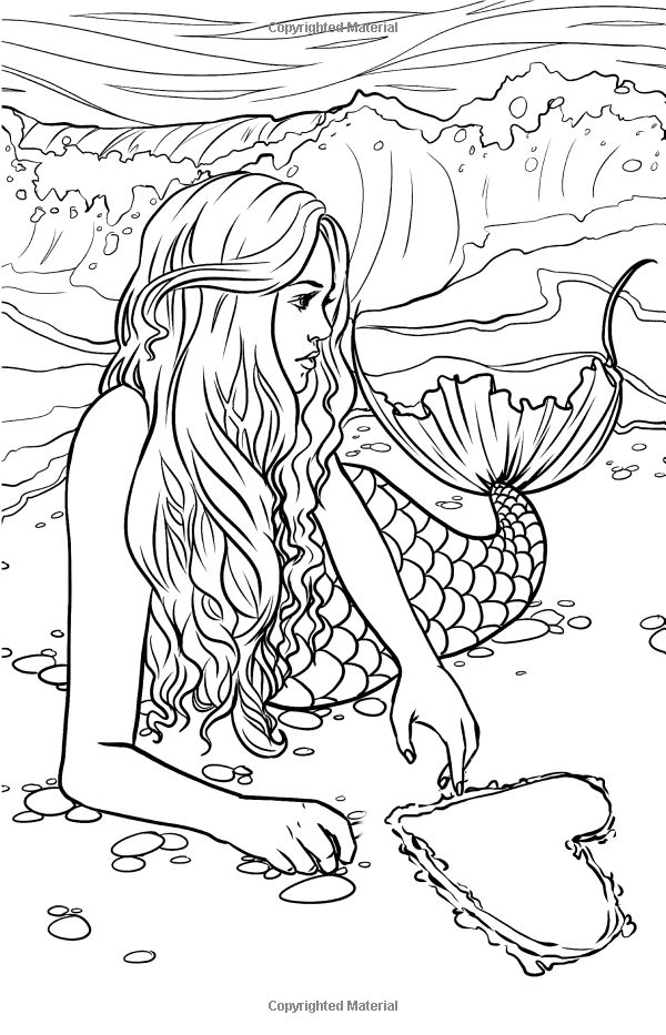 hard advanced mermaid coloring pages hard advanced mermaid coloring pages advanced mermaid hard pages coloring