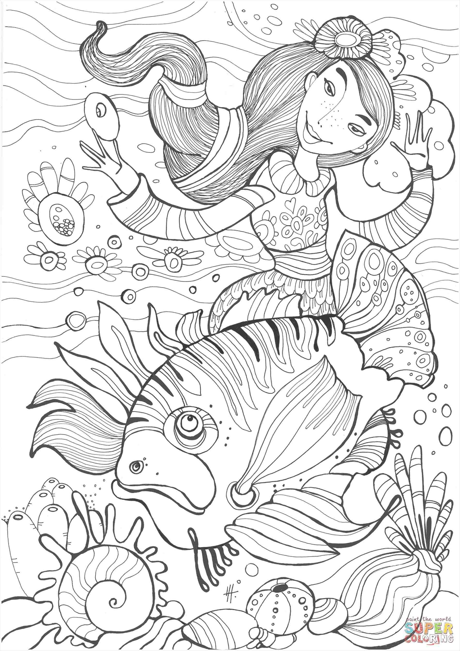 hard advanced mermaid coloring pages realistic mermaid coloring pages hard mermaids colouring pages advanced mermaid hard coloring