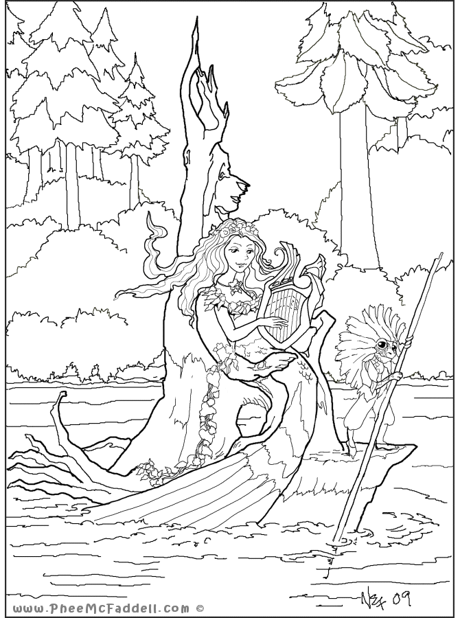 hard advanced mermaid coloring pages siren advanced pages coloring pages advanced hard coloring pages mermaid