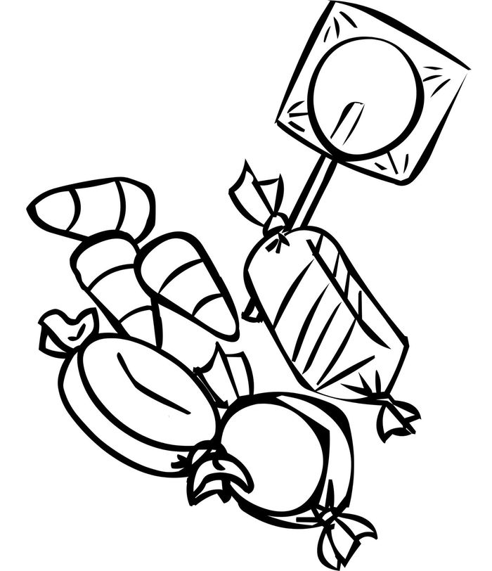 hard candy coloring pages lollipop coloring page simple candy coloring pages candy hard pages coloring