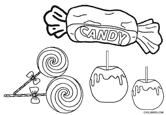 hard candy coloring pages printable candy coloring pages for kids cool2bkids candy hard pages coloring