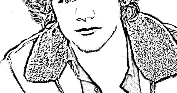 harry styles coloring page harry styles coloring pagejpg 20563000 desenhos da styles page harry coloring