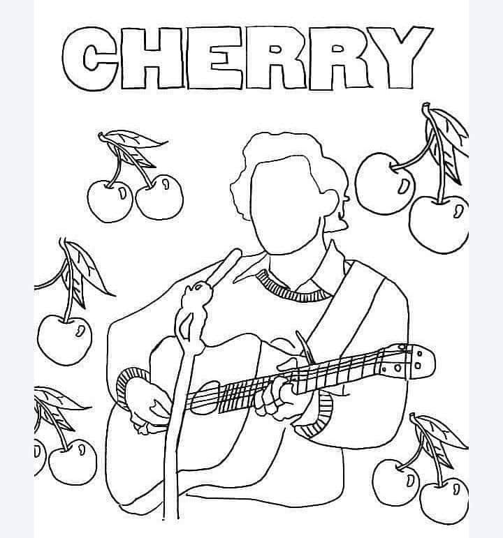 harry styles coloring page pin by abi on harry styles in 2020 harry styles drawing coloring harry styles page