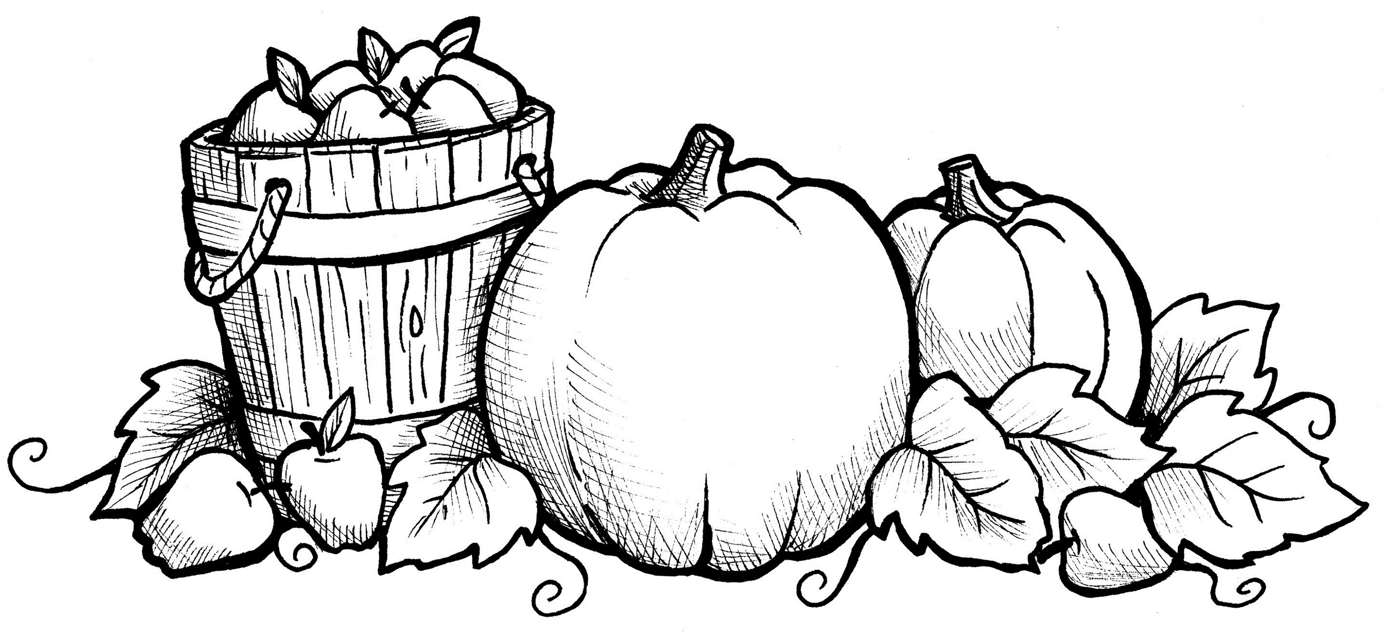harvest colouring sheets orchard coloring pages at getcoloringscom free colouring harvest sheets