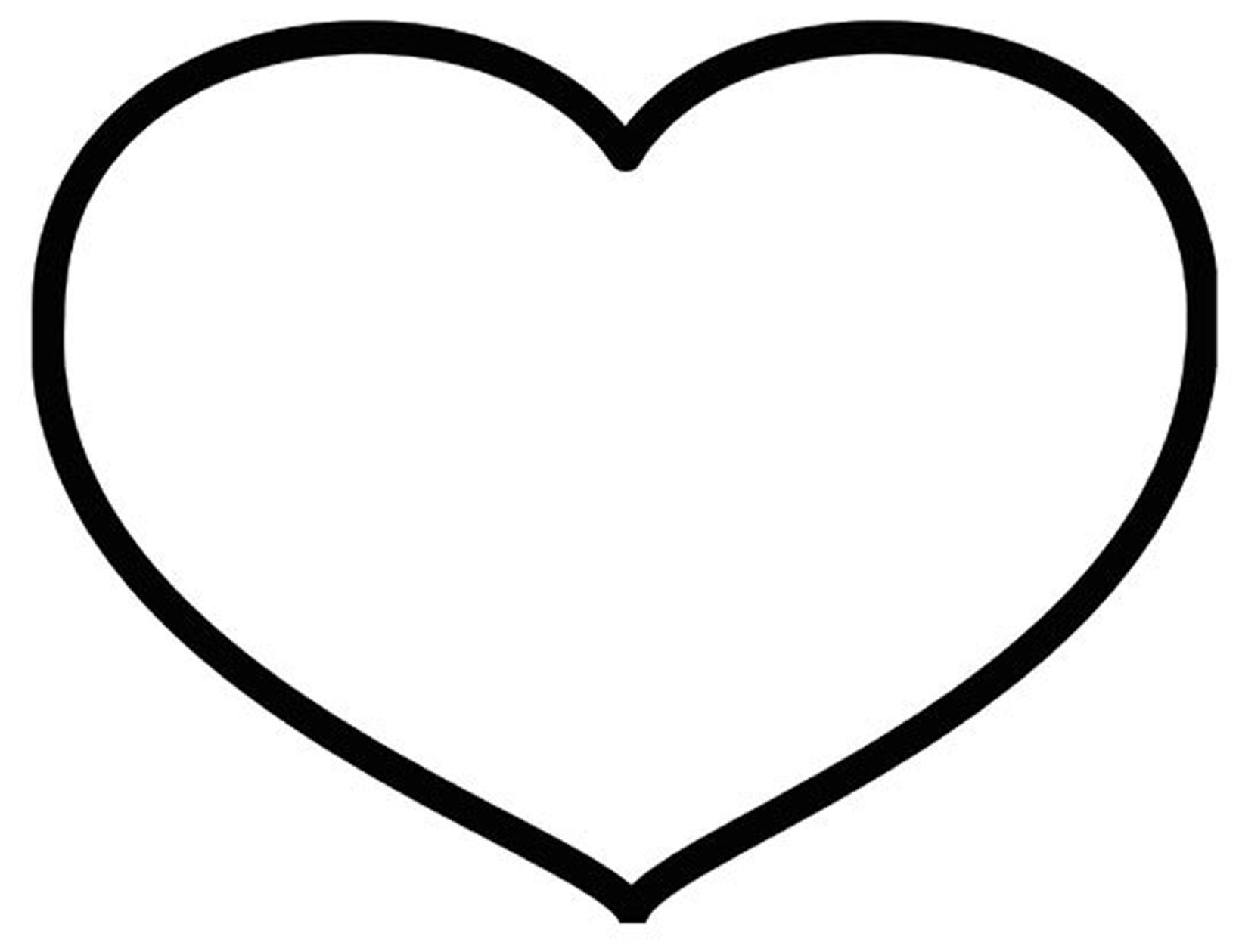 heart clipart coloring page heart coloring pages free download on clipartmag page coloring clipart heart