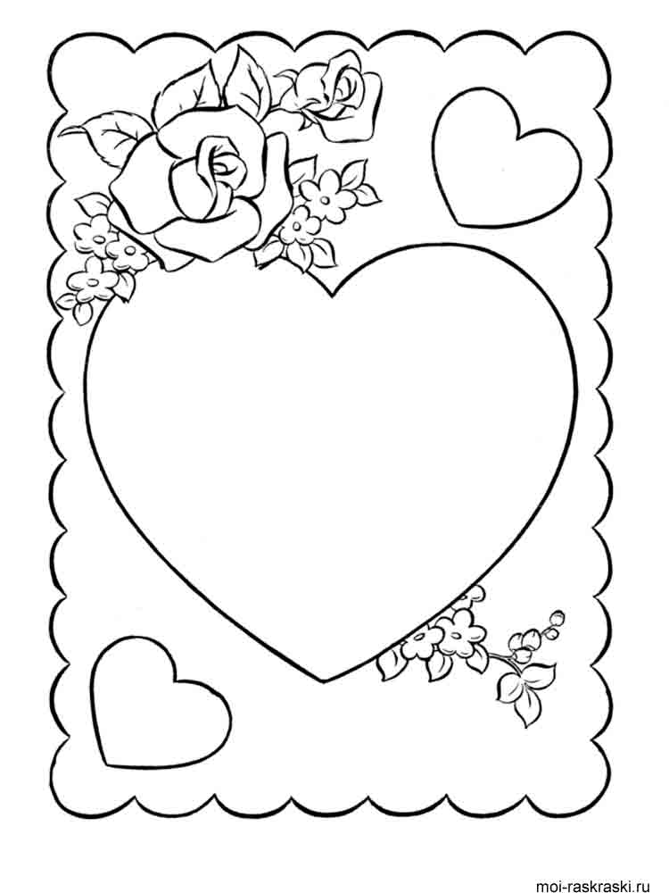 heart coloring book coloring pages hearts free printable coloring pages for coloring book heart