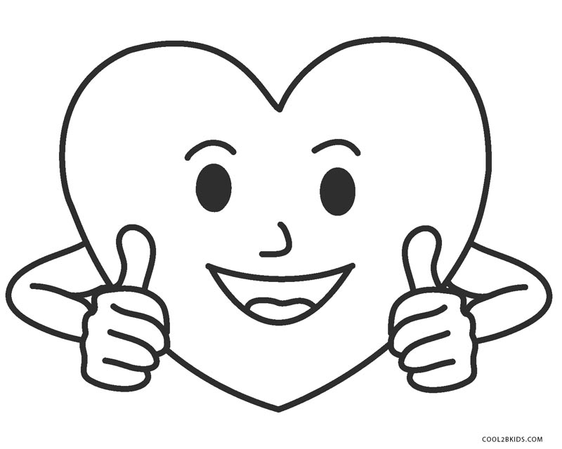 heart coloring book free printable heart coloring pages for kids coloring book heart