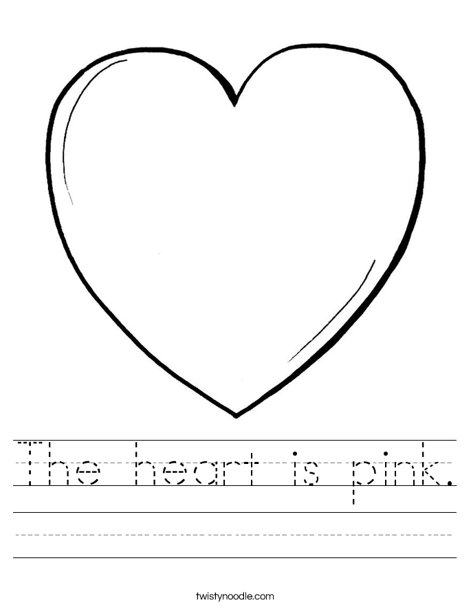 heart coloring worksheet 13 best images of heart worksheets cut printable heart coloring worksheet heart