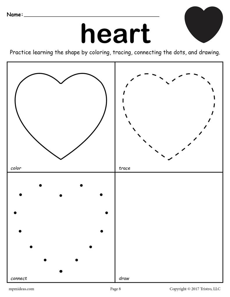 heart coloring worksheet coloring pages hearts clr other gt heart free printable worksheet heart coloring