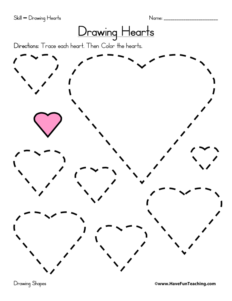 heart coloring worksheet heart coloring page download free heart coloring page heart worksheet coloring