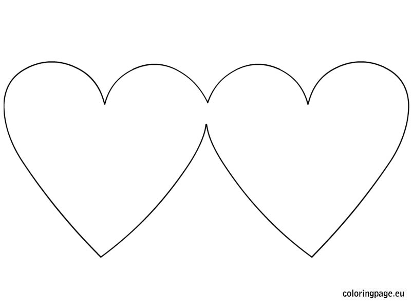 heart shape for coloring heart shaped ballons for valentine39s day party coloring for shape coloring heart