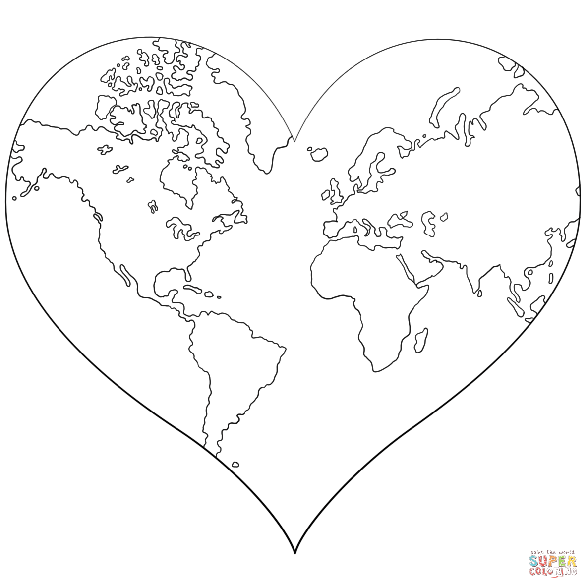 heart shape for coloring rainbow heart shape coloring pages print coloring 2019 heart coloring shape for