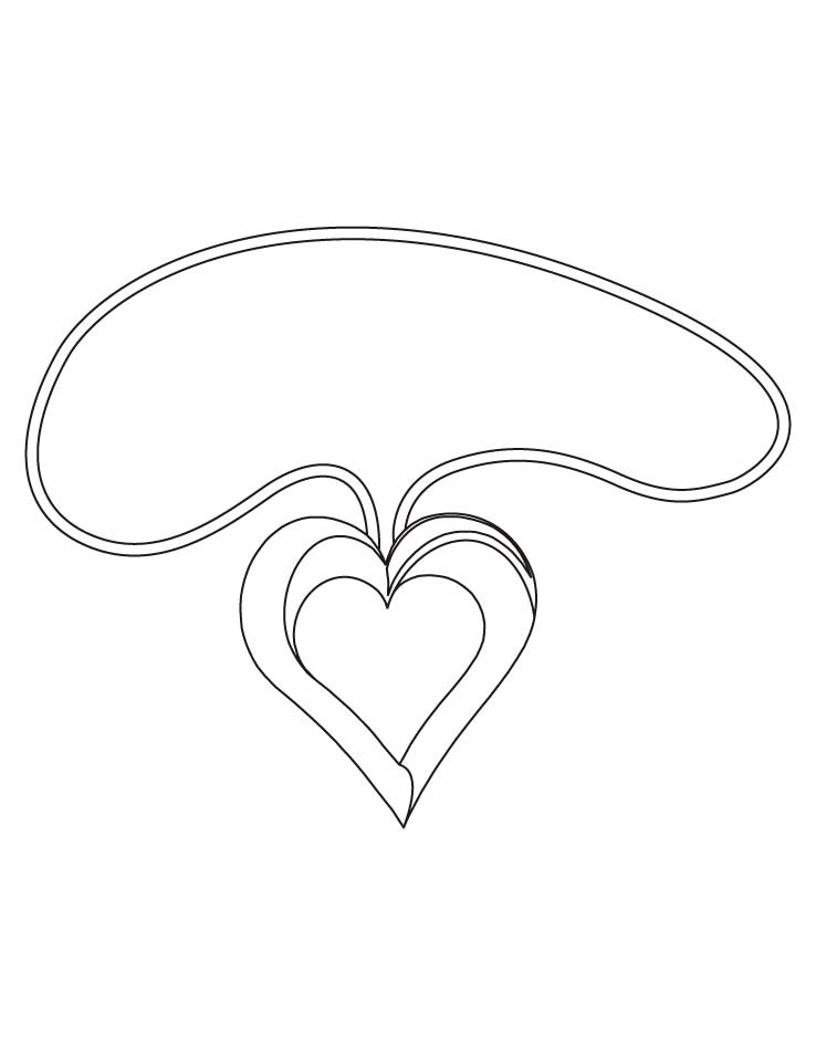 heart shape for coloring valentine coloring pages best coloring pages for kids coloring heart for shape
