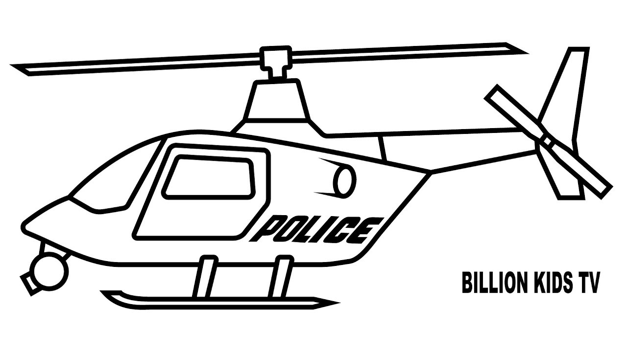 helicopter printable helicopter coloring page transportation helicopter printable