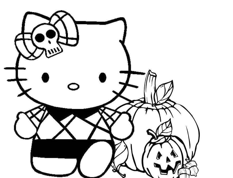 hello kitty coloring pages halloween hello kitty halloween coloring pages coloring pages to pages hello kitty coloring halloween