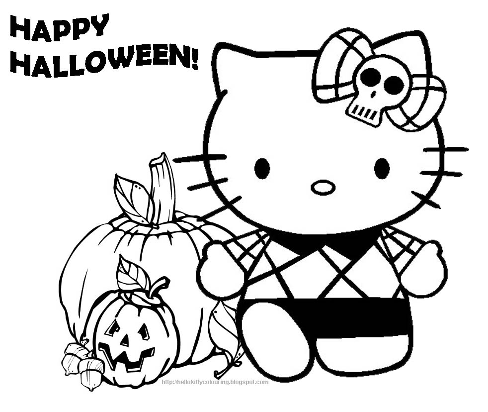 hello kitty coloring pages halloween hello kitty halloween coloring pages team colors hello kitty halloween pages coloring