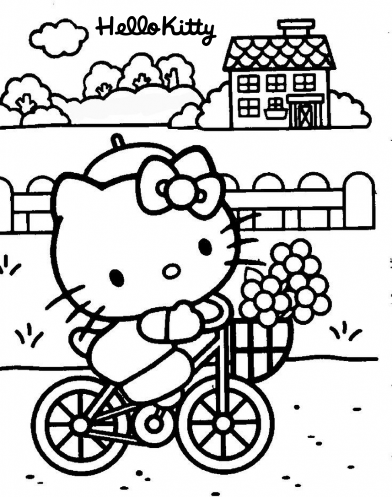 hello kitty family coloring pages hello kitty colouring fantasy coloring pages pages family hello kitty coloring