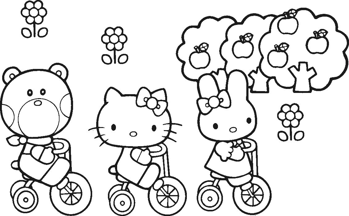 hello kitty family coloring pages hello kitty family coloring pages hello pages family kitty coloring