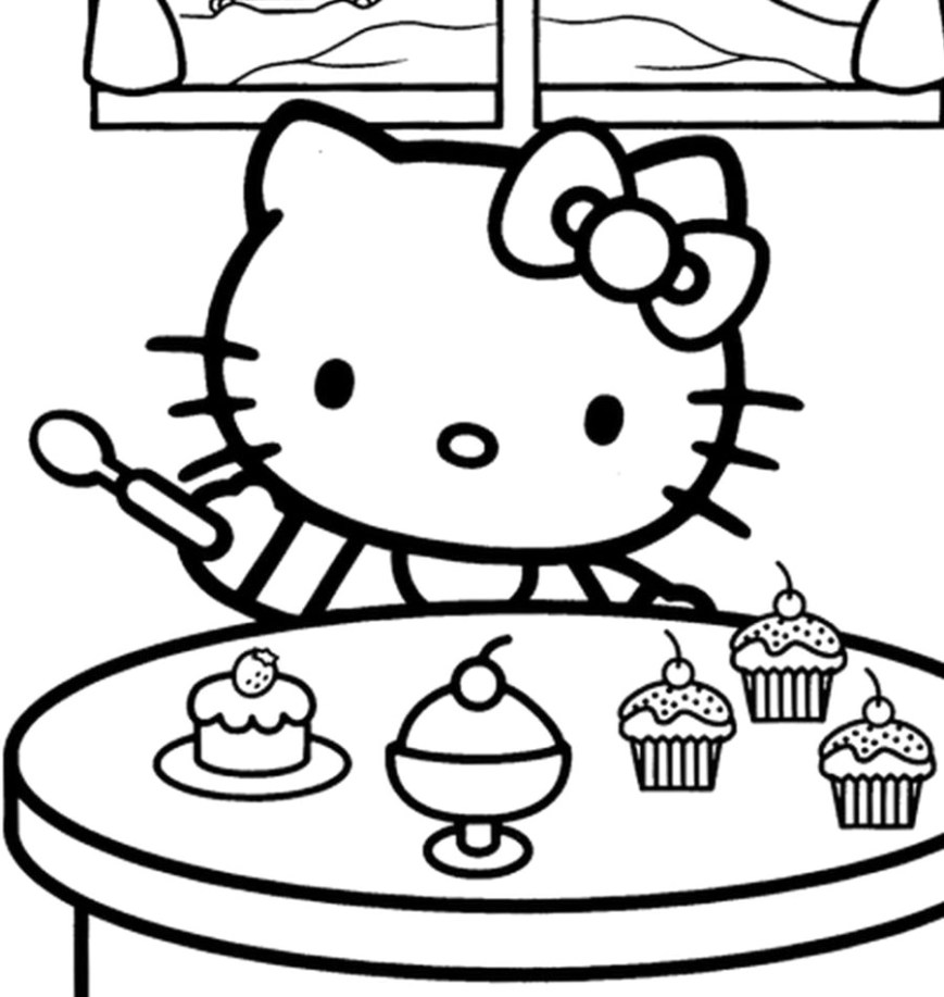 hello kitty free coloring pages kitty coloring pages free download on clipartmag kitty hello free coloring pages