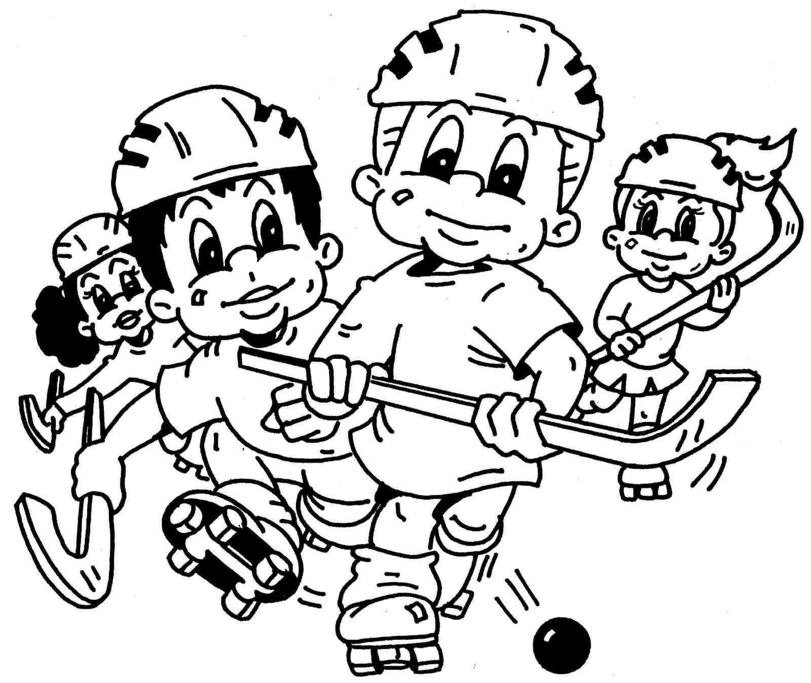hockey coloring pages to print free printable hockey coloring pages for kids pages to hockey coloring print