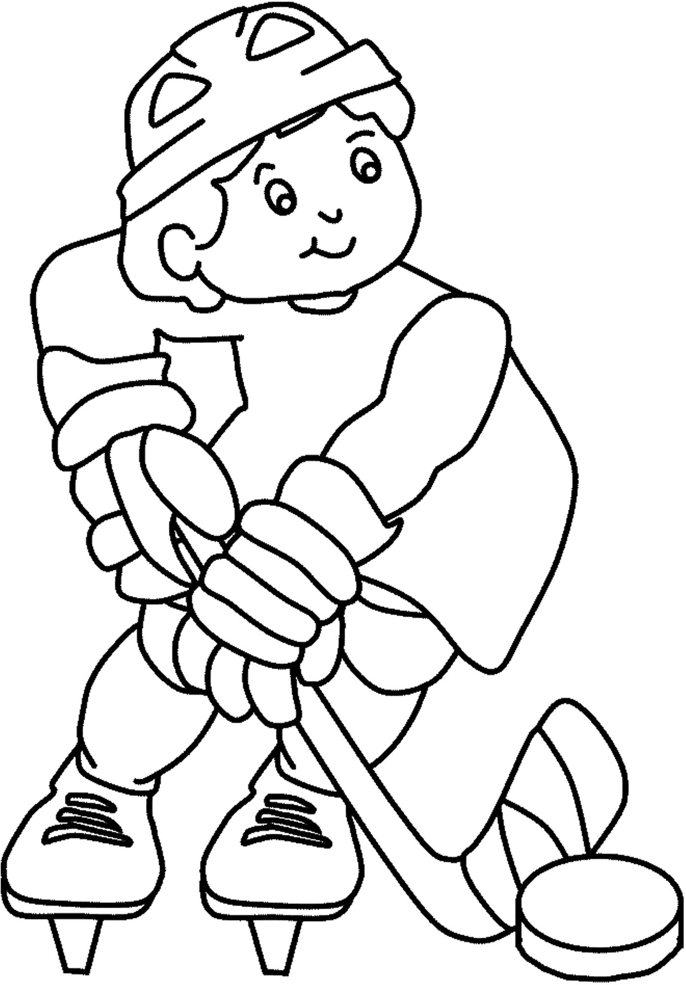 hockey coloring pages to print hockey player coloring pages to download and print for free hockey to pages coloring print